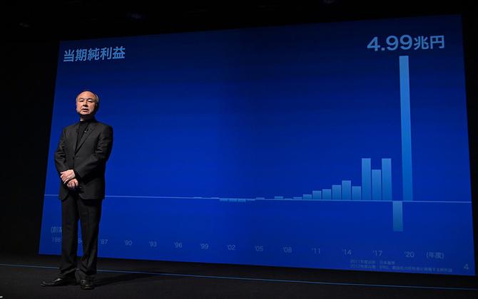 純利益4.99兆円、国内企業で過去最大の純利益を達成-ソフトバンクグループ株式会社 2021年3月期 決算説明会レポート