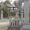 飯香岡八幡宮、拝殿