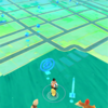 「Pokemon GO」で靭公園がガーディの巣に?