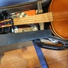 バイオリンの修理 毛替え