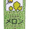 キッコーマン 豆乳飲料 メロン 200ml x18