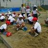 1年生:生活 砂場で遊ぶ