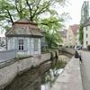 ドイツのど真ん中の水辺 5 ライネ運河