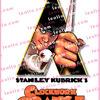 「時計じかけのオレンジ/A Clockwork Orange」の映画ジャケット イラスト