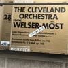 Cleveland Orchestra × Möst ベト7と第九!