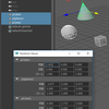 【Maya】Transformだけを一覧化するツールを作りました