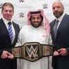 【WWE】11月にサウジアラビア大会開催