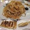 【神保町】「焼きそば名店探訪記」コラボ企画(3)「揚子江菜館」で元祖上海焼きそば&なぜかお得な餃子セット