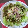 昨日のリベンジ(^^♪レモンの香りも爽やかな「タイ風牛肉サラダ」で日常のリセットはいかがでしょう?
