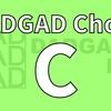 """ギターチューニング""""DADGAD""""基礎練習【Cコードの押さえ方】"""