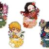 TVアニメ「鬼滅の刃」より炭治郎や禰豆子などのイラストに誕生花をデザインしたアクリルスタンド登場!