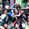釜山の「徴用工」像設置計画、警察がひとまず断念に追い込む。
