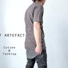 "New Arrival / "" A.F ARTEFACT "" Cutsew & Tanktop"