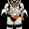 「仮面ライダーエグゼイド」衝撃的ライダーランキング
