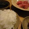 お寿司よりもお刺身ご飯