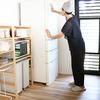 そうだ、冷蔵庫を拭こう!