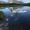 バンフでハイキング⑤【バーミリオンレイクとフィンランドトレイル】