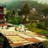 ポールスミスの店舗にある敷物はmade in ネパール!