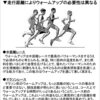 マラソンのレース前にウォームアップは必要か??