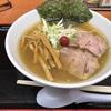 肉煮干中華そば『鈴木ラーメン店』の塩ラーメンは、しおらぁ麺って書くんだよ!!濃厚な煮干の旨味たっぷりの塩らーめんは大満足のお味でした!!