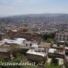 ヨーロッパ周遊旅行回想録(18)憧れのモロッコを行く⑧フェズは評判通り雰囲気満点!
