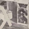 リンゴ箱で作る子供机 『暮しの手帖』1950年