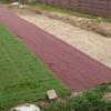 (敷いてみた編)自分で施工できる、YouTenリアル人工芝。子供がのびのび走る庭へ