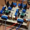 A級バランスHPアンプ製作(製作編10)