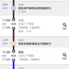 三宮起点で見る神戸空港・伊丹空港の比較