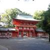 パワースポットに行ってみた 武蔵一宮 氷川神社