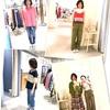 大人カジュアルな着回し服のお買い物同行レポート、30代主婦 in 鈴鹿