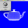 OpenGL(GLUT)向けのUIライブラリ「GLUI」をMacで使う
