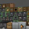 FTB・Infinity Evolved Skyblockを1からプレイ 8 倉庫整理と金属ツール、などなど