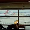 [SFC修行]1回目の4:マレーシア航空ゴールデンラウンジ