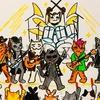 【ネコ化】国民的ビジュアルバンド、X JAPANのメンバーを全員猫にしてみた
