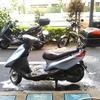 #バイク屋の日常 #ヤマハ #アクシストリート #納車 #洗車