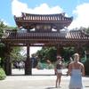 沖縄、那覇、首里城の焼失・・。3年前に訪れた場所が、あんなことになるとは