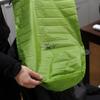 カバンは濡れても中身は平気!防水インナーバッグ「ウルトラSIL ドライサック」