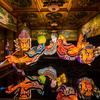 【目黒】ホテル雅叙園東京「和のあかり×百段階段 2018」を超広角ズームレンズSEL1635Zで撮ってきた【2018.7.21】
