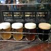 トウキョウ隅田川ブルーイング バルスタイルでクラフトビール飲み比べ4種(浅草)
