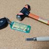 E46 電波キーの充電池を交換、キー復活