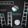Các cách sử dụng thang nhôm cho người mới bắt đầu