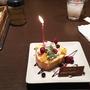 ワンカルビの誕生日特典でいただけるケーキ