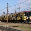 熊本電鉄、約1ヶ月ぶりに全線で運転再開