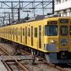 【西武】ヘッドマーク付き2007F【新宿線】