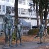 静岡市民文化会館周辺、その他 彫刻放浪:静岡市(4)