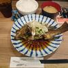 小田保で黒メバル煮付け定食