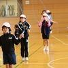 2年生:短なわ大会③ あや跳び、交差とび、セカンドチャレンジ。