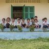 みらいスクールでのフラワープロジェクト。誰でも参加できる形を目指して!〜カンボジア〜