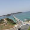 【モトブログ】春爛漫の角島ツーリング!天気も良くて最高だった話
